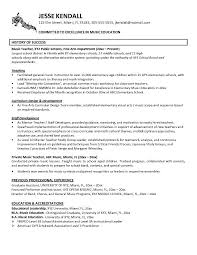 Audition Resume Sample by Music Resume Format Resume Format