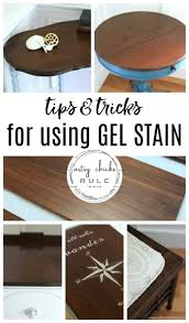 what is gel stain for cabinets how to use gel stain and many project exles artsy