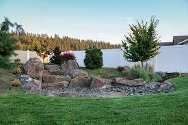 shelley lake backyard spokane valley landscape design u2014 pacific