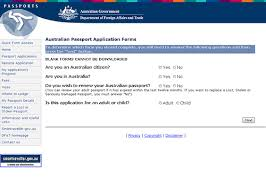 passport renewal application form passport renewal application