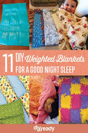 diy blanket diy weighted blanket ideas diy projects craft ideas how to s for