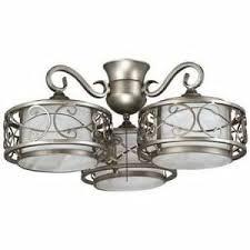 Nickel Ceiling Fan With Light Ceiling Light Ellington Fans Ceck3ander Ceiling Fan Light