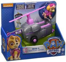 paw patrol 6027645 skye il suo veicolo amazon giochi