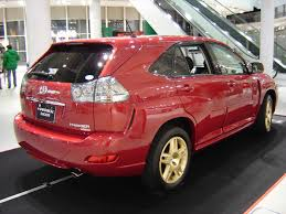 toyota harrier photo gsu30 toyota harrier 350g