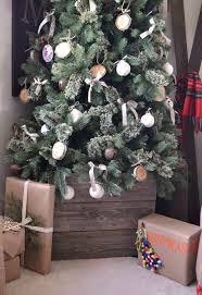 old fence puts final touch on our christmas tree hometalk