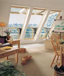 Dormer Window With Balcony This Roof Window Can Transform Into A Small Balcony Twistedsifter