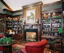 Home Office Library Design Ideas Jumplyco - Home office library design ideas