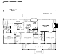 southern style house plan 3 beds 3 00 baths 3298 sq ft plan 137 114