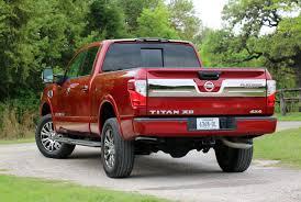 nissan rogue platinum reserve 2017 nissan titan xd platinum reserve 4x4 test drive review