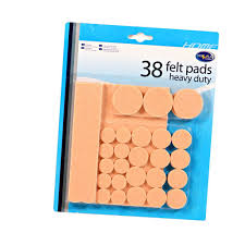 Furniture Pads For Laminate Floors Pack Of 38 Wood Laminate Floor Furniture Protector Felt Pads