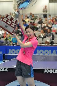Us Table Tennis Team Ariel Hsing Wikipedia