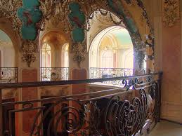cantacuzino palace interior bucharest romania eastern europe