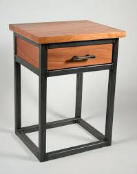 wood and wrought iron table wood and iron furniture architectural welding fine furniture