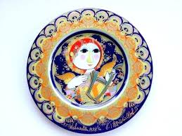 seize the whims random act of hanging plates the christmas wall plates wall plates dolls house wall plate decorative