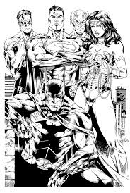 justice league coloring pages justice league heroes coloring pages