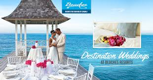 all inclusive caribbean destination weddingmoons beaches