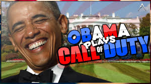 obama plays call of duty bo2 4