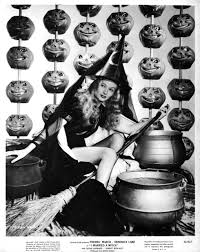 vintage black and white halloween images veronica lake in i married a witch 1942 veronica lake