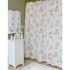 Butterfly Kitchen Curtains Curtains Beautiful Butterfly Shower Curtain Design Kmart