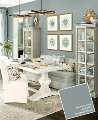 Living Room Paint Ideas With Blue Furniture Paint Colors From Ballard Designs Winter 2016 Catalog Catalog