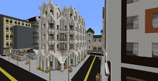 America Minecraft Map by Lormierville A Modern City