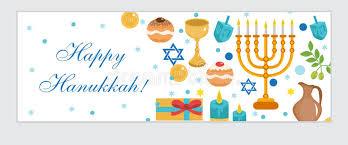 hanukkah banner happy hanukkah banner hanukkah festival of lights feast