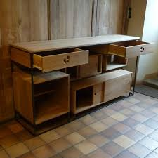 meuble cuisine acier petit meuble à chaussures un week end à la maison