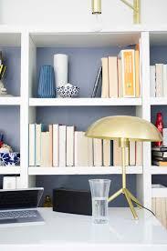Ikea Home Office Hacks Upgrading My Ikea Bookshelves Thou Swell