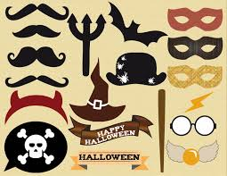Halloween Photo Booth Props Printable Harry Potter Photobooth Props Instant Download