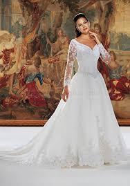 robe de mariã e manche longue dentelle de mariee manche longue dentelle