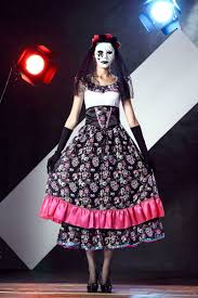 images spanish halloween costumes dead senorita