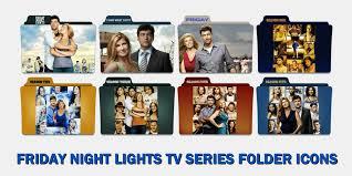 friday night lights tv series friday night lights tv series folder icons by ackermanop on deviantart