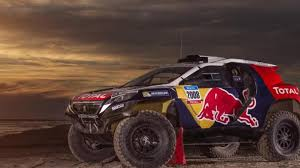 peugeot 2008 2015 peugeot 2008 dkr livery for 2015 dakar rally introduced