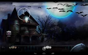 halloween background tombs halloween live wallpaper android apps on google play