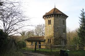 house with tower file tower house penhurst hill penhurst east sussex geograph