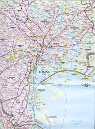Tokyo Subway Map by A Map On Tokyo