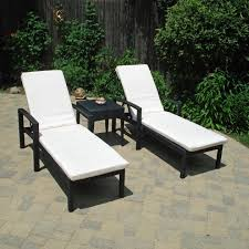 Patio Chaise Lounge Chair Double Outdoor Chaise Lounge Chair Picture 72 Chaise Design
