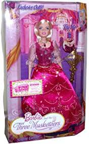 amazon barbie musketeers corinne doll toys u0026 games