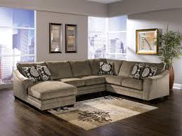 Sectional Sofa With Ottoman Furniture Ashley Sectional Sofa Sectional With Oversized