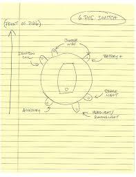 fat bob ignition 6 pin wiring diagram j u0026p cycles technical forums