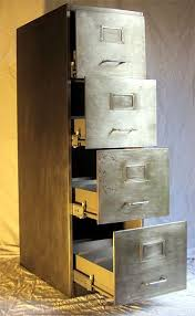 Metal Filing Cabinet Best 25 Metal File Cabinets Ideas On Pinterest Filing Cabinets