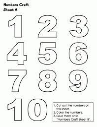 coloring page numbers virtren com