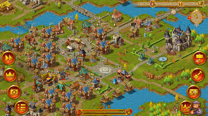 townsmen medieval city building handygames