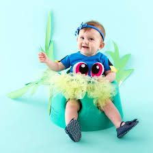 dress up your little one in this finding dory costume this