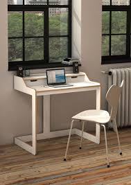 Small Writing Desks For Small Spaces Desk White Leather Chair Computer Desk Ideas For Small Spaces