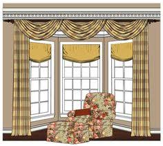 Window Swags And Valances Patterns Contemporary Swag Valance Patterns U2026 Pinteres U2026