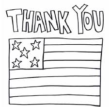 printable veterans day cards veterans day thank you coloring page getcoloringpages com