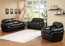 Black Leather Living Room Set Great Leather Sofa Black 22 For Your Contemporary Sofa Inspiration