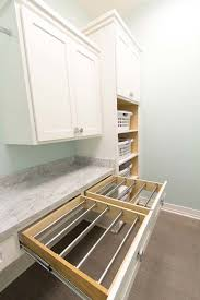 turn drawers into drying racks with bars this would be a dream