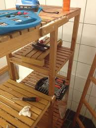 Molger Bench How To Hack An Ikea Shelf U2013 Apartment Geeks